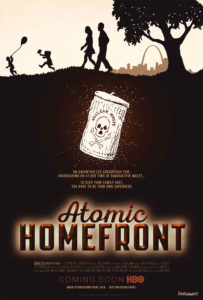 Atomic Homefront Poster